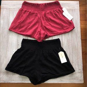 Eye Candy Shorts (2 pair)